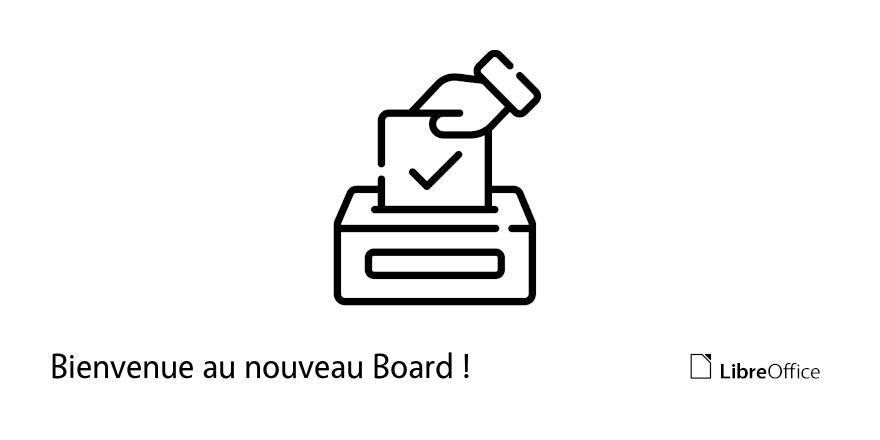 Bienvenue au nouveau Board !