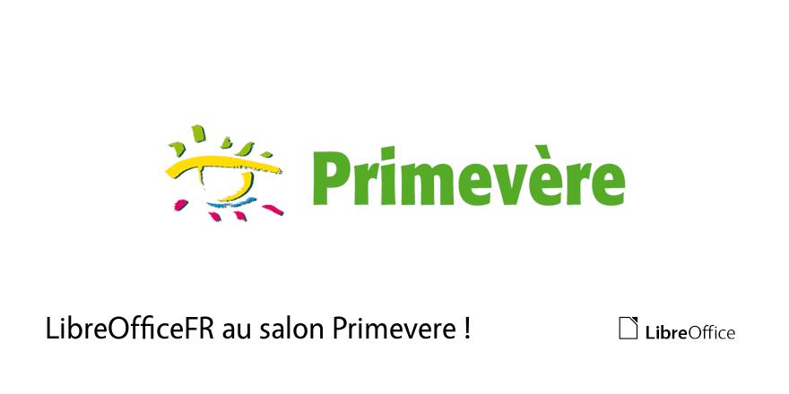 La communauté francophone de LibreOffice au salon Primevère !